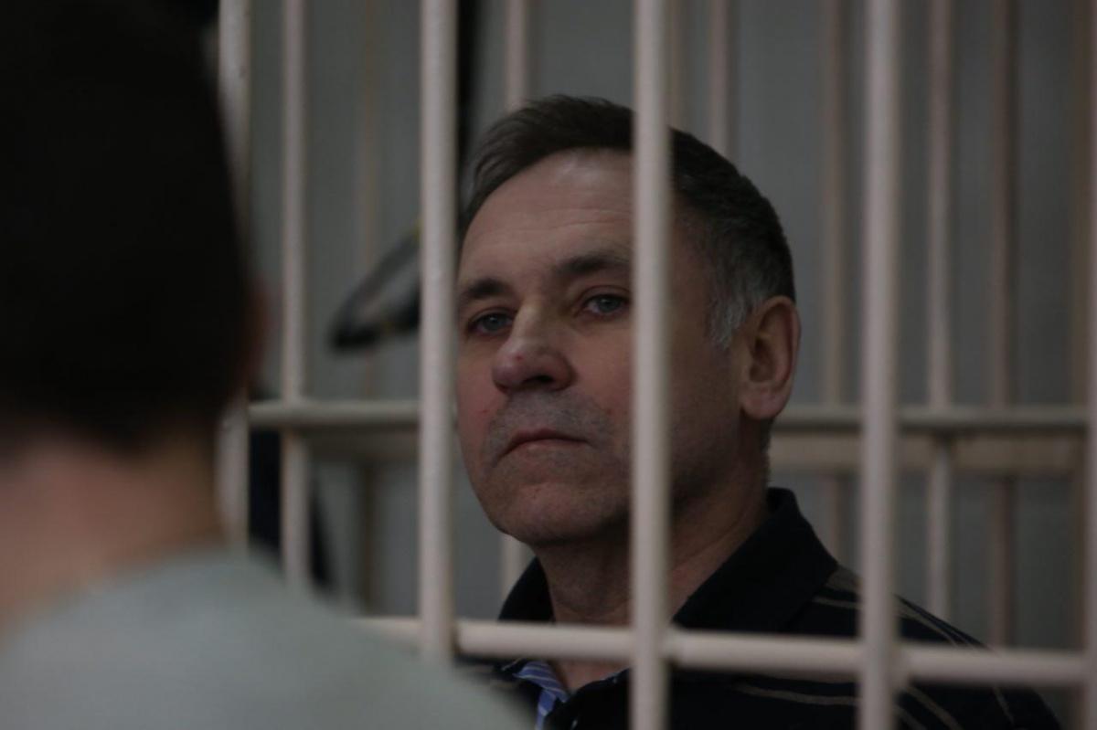 Судья в начале приговора перечисляла преступления, в которых обвиняли Чуплинского