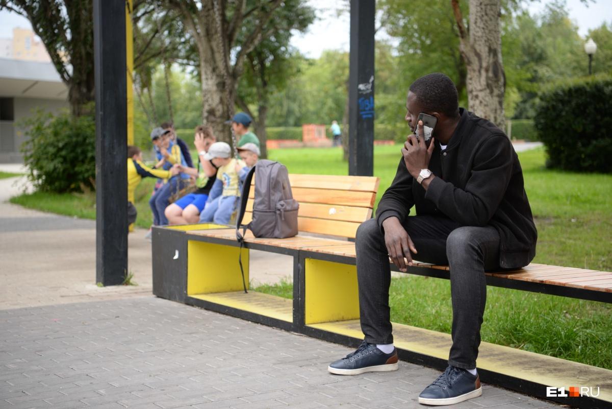 Студент говорит, что по сравнению с другими городами Екатеринбург довольно толерантный, но расисты здесь все же есть