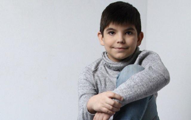 Финалист детского шоу «Голос» из Уфы Марсель Сабиров нашел работу на проекте