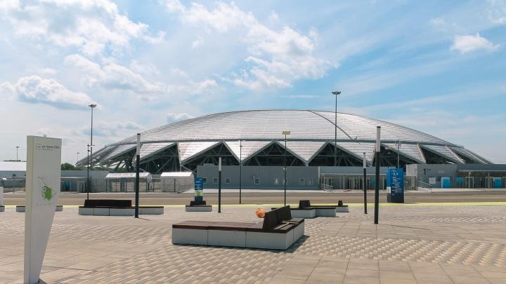 Строители «Самара Арены» перенесли стадион в смартфон болельщиков