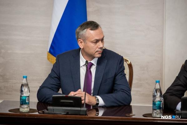 Андрей Травников не стал кардинально менять состав правительства