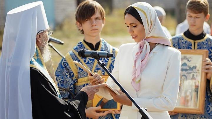 Жена самарского олигарха Алексея Шаповалова решила построить храм