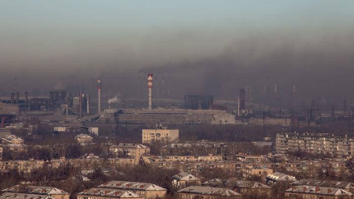 О выбросах — свысока: смотрим с 27-го этажа, как всю неделю отравляют воздух в Челябинске