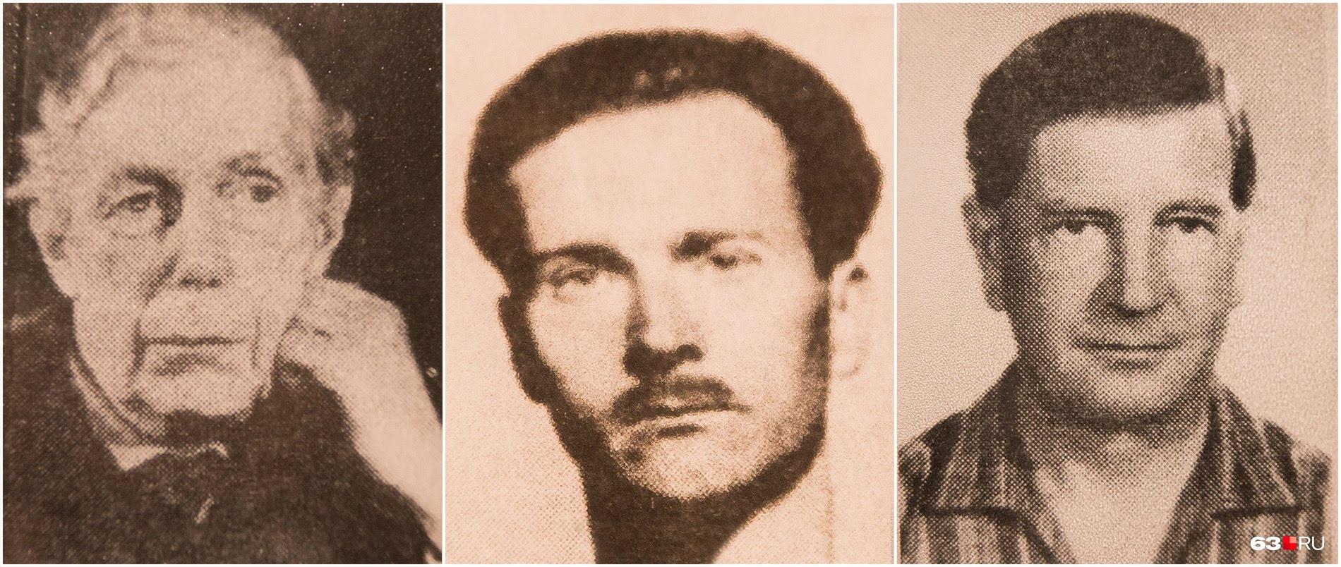 Коллеги куйбышевских англичан: Энтони Блант, Джон Кернкросс и Ким Филби