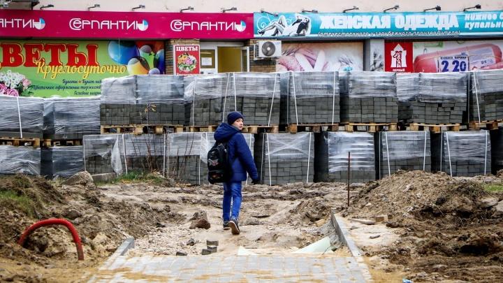 Нижегородцам предложили выбрать места, которые благоустроят в 2019 году