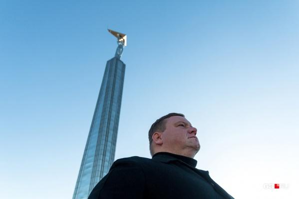 Дмитрий Колчин — коренной волжанин и Самару на столицы менять не планирует