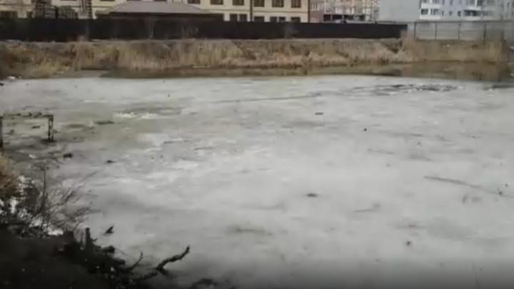 В Омске под лёд провалились четверо детей: собираем информацию в режиме онлайн