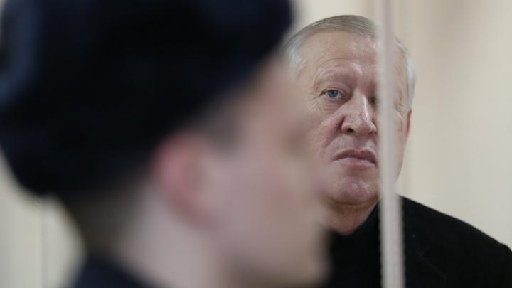 Заседание суда по продлению ареста для экс-мэра Челябинска Евгения Тефтелева закрыли для СМИ