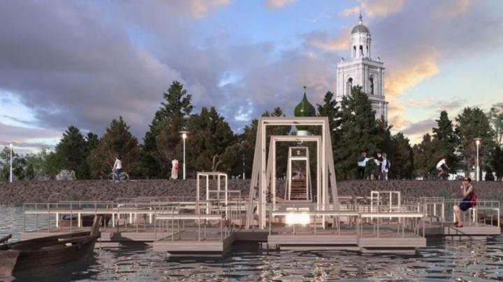 Просят денег у Минстроя: города Ярославской области отправили на конкурс проекты благоустройства
