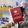 328 депутатов Госдумы приняли закон о значительном повышении пенсионного возраста