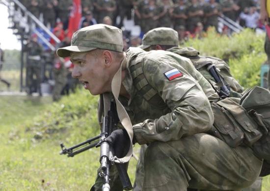 Команда из России обошла разведчиков Судана и Зимбабве на военных играх под Новосибирском