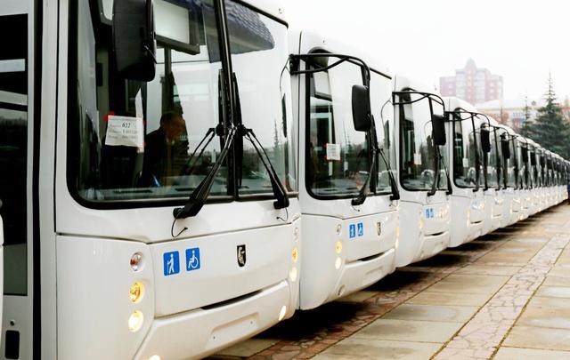 В Родительский день пустят дополнительные автобусы до кладбищ Уфы