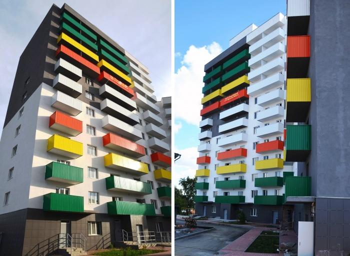 Большие однокомнатные квартиры возле «Золотой Нивы» стали доступны за 1 990 000 рублей