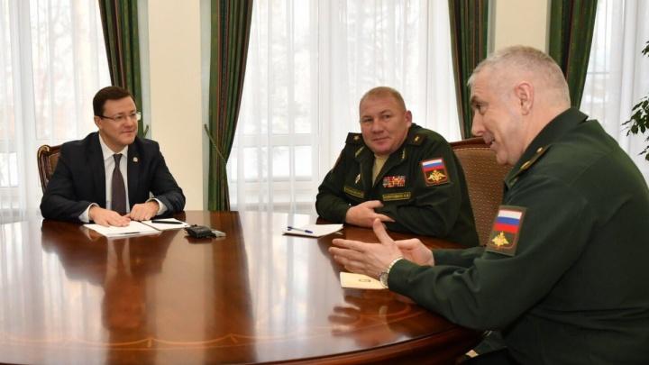 Генерал-майор Андрей Колотовкин стал командующим общевойсковой армией в Поволжье