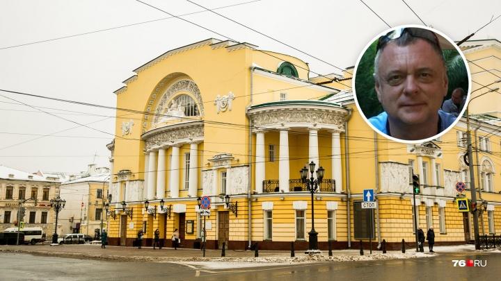 «У нас большой праздник»: директор Волковского — об объединении с Александринским театром