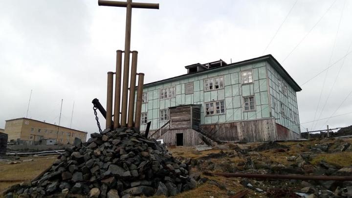 Красноярский путешественник показал фотографии города-призрака Диксон