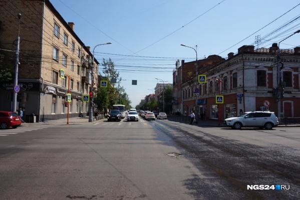 Улицы начнут поэтапно перекрывать уже со следующих выходных
