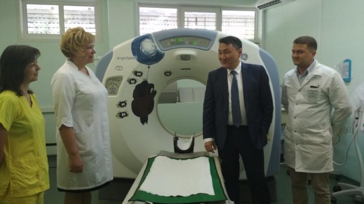 В Самарской области детские больницы снабдят МРТ