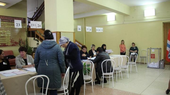 По итогам обработки 60 % бюллетеней «Единая Россия» лидировала на выборах в омский горсовет