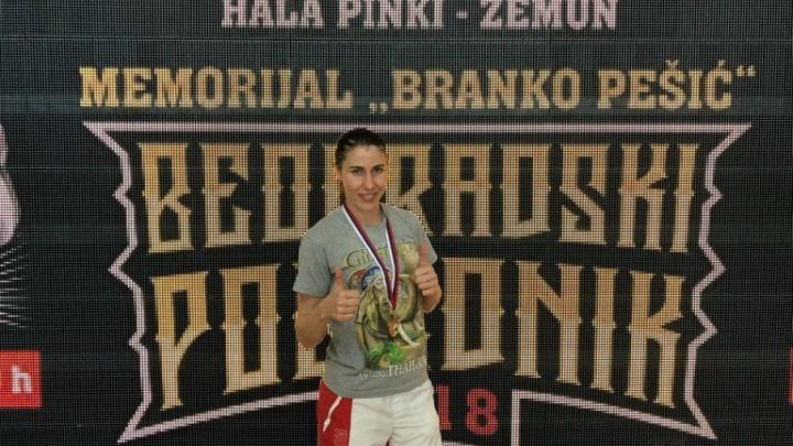Вырвала победу у турчанки: боксёр из Челябинска завоевала золото международного турнира