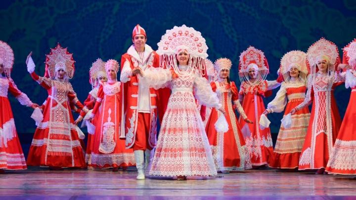 Олимпийский арт-парад собрал в музыкальном театре более 800 гостей