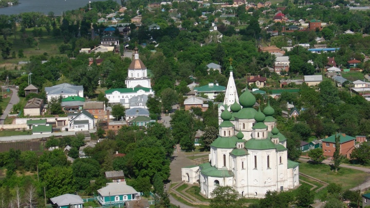 В Старочеркасской разобьют новый парк