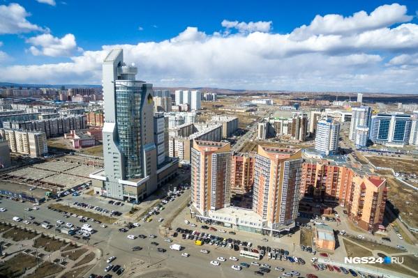 Больше 100 тысяч взыскали со строителей делового центра