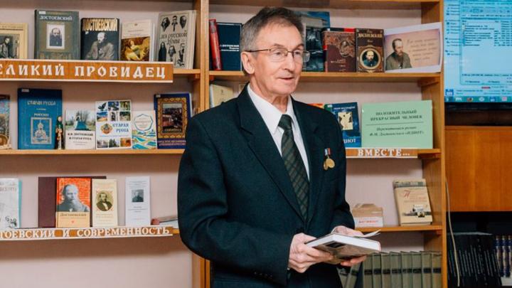 В Ярославле скончался известный поэт