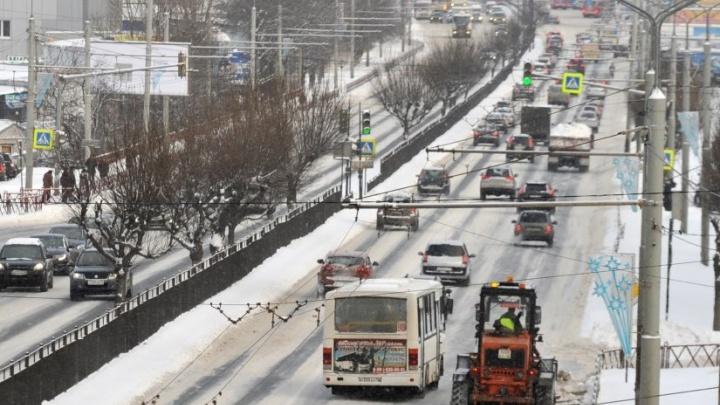 Пробки на Московском проспекте снимают с воздуха: в Ярославле хотят расширить проект «Зелёная волна»