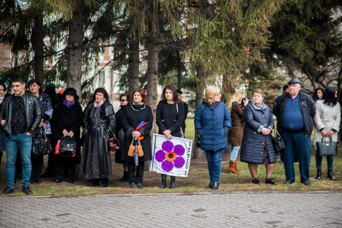 Митинги, посвящённыеДню памяти жертв геноцида армян, проводят по всему миру каждый год 24 апреля
