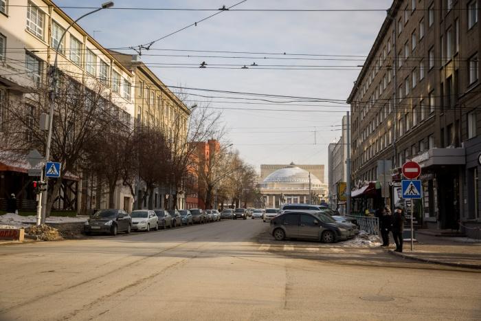 Улицу перекроют с 1 декабря 2017 года до 29 января 2018 года