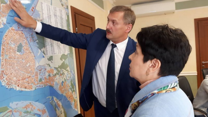 Журналисты Первого канала снимут программу о туристическом Архангельске