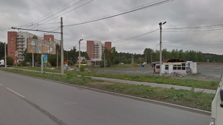 На Амундсена с 9-го этажа строящегося здания упал рабочий