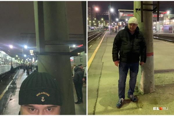 Лестницу подрезали только после случая с Игорем. Хотя пассажиры поездов получали травмы на этом месте и раньше