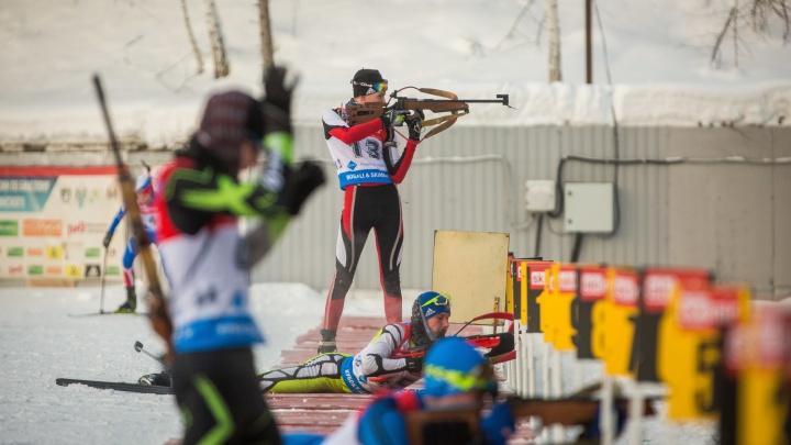 Из-за морозов Новосибирск лишился соревнований по биатлону — их перенесли в Ижевск