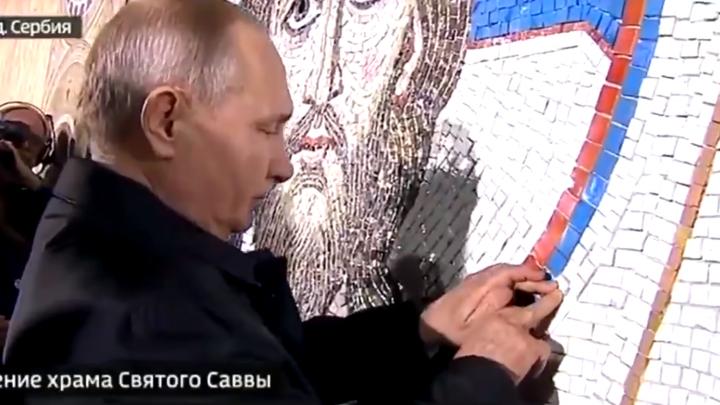 Ярославский художник пошутил над Путиным