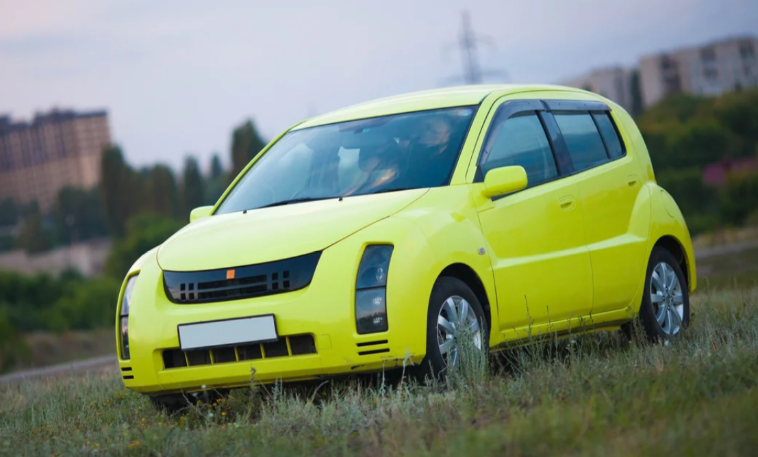 Ты и накрашенная страшная: топ-6 уродливых авто, которые не купить из-за внешности