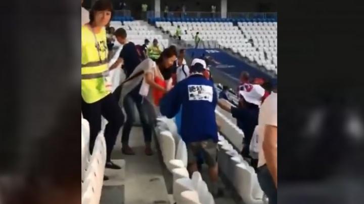 Японцы после матча с Польшей убрали весь мусор на «Волгоград Арене»: видео