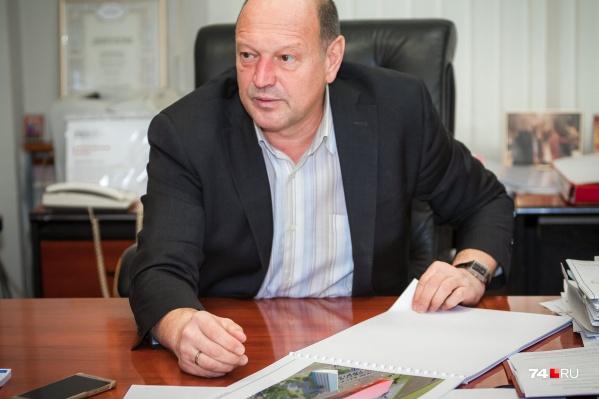 Главный архитектор Челябинска считает, что город истосковался по благоустройству