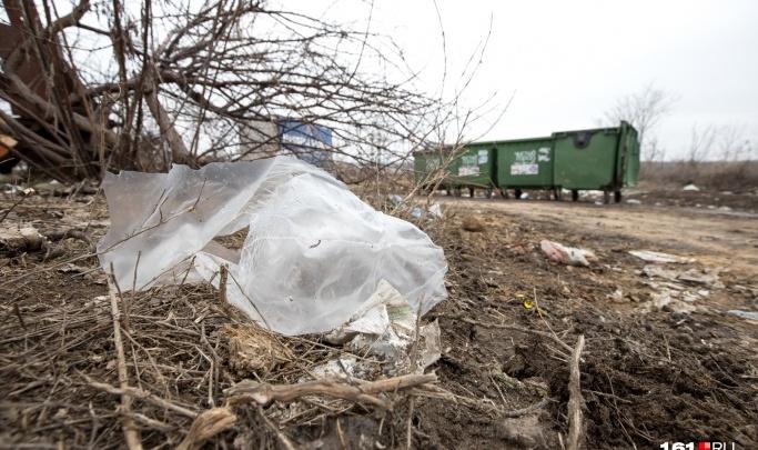 В Ростовской области снизили тарифы на вывоз мусора