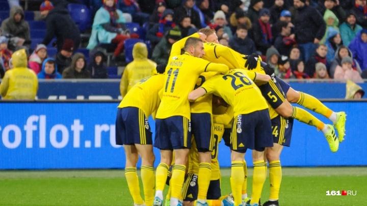 «Манчестер Юнайтед» намерен приобрести полузащитника «Ростова»