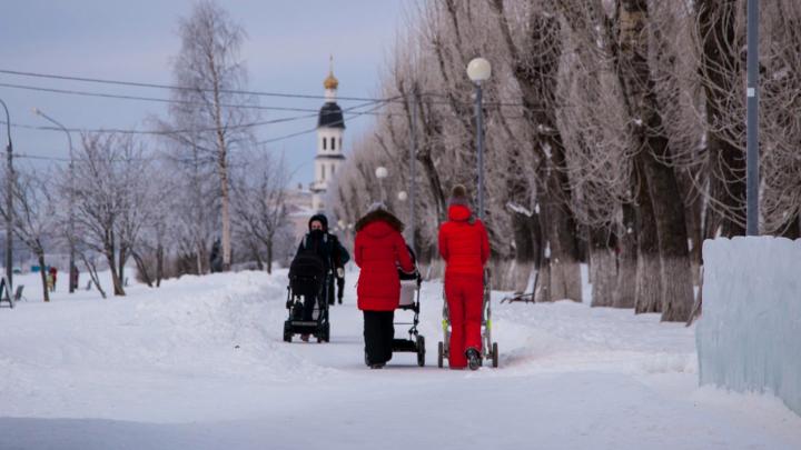 С Нового года проиндексируют все выплаты для многодетных семей Архангельской области