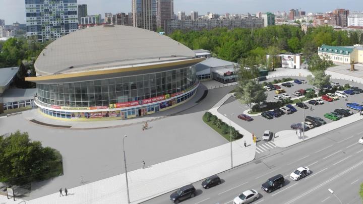 Чем опасно мэрское голосование за сквер или парковку возле цирка в Новосибирске — объясняет краевед