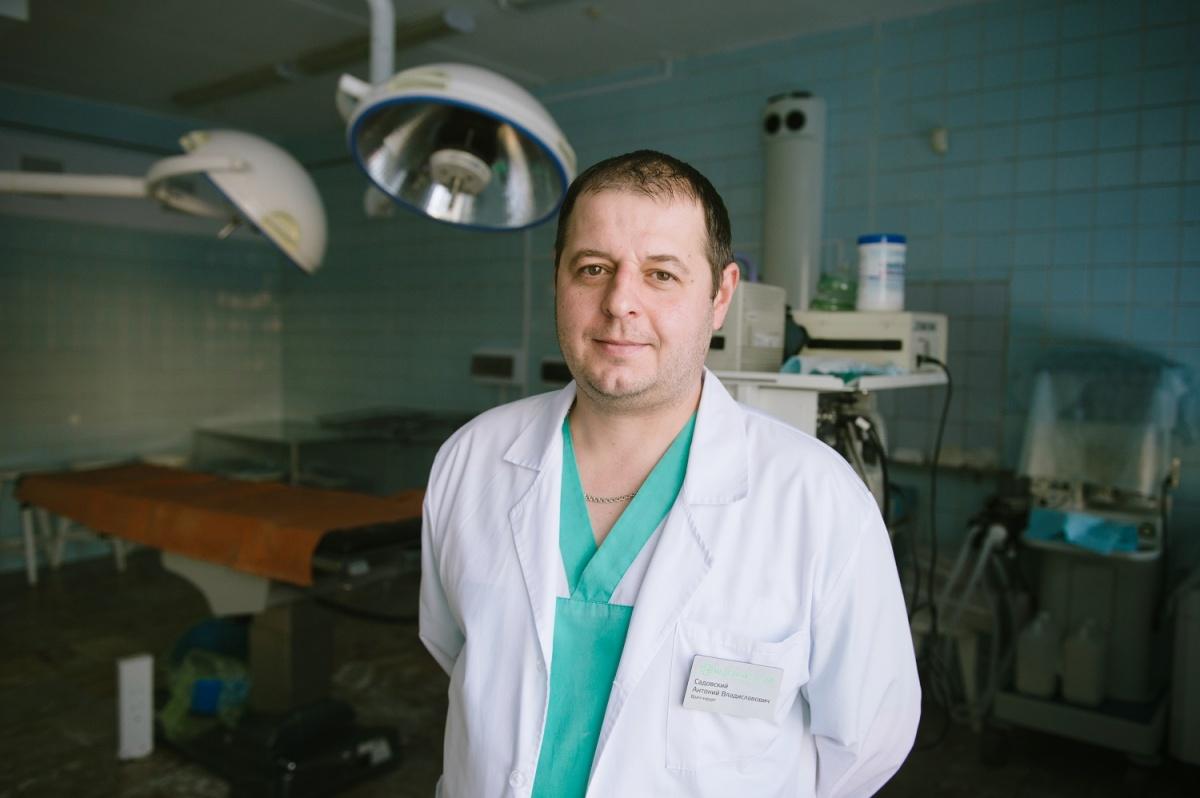 Антоний Садовский