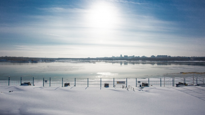 Холода уходят: в Новосибирск возвращается оттепель