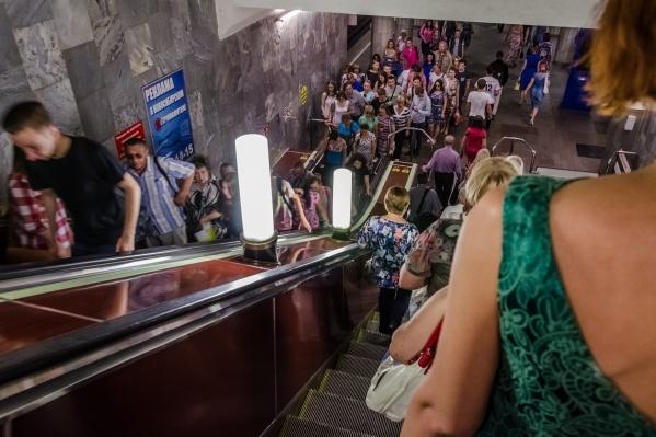 В воскресенье, 30 июня, интервалы между поездами сократятся до 3 минут