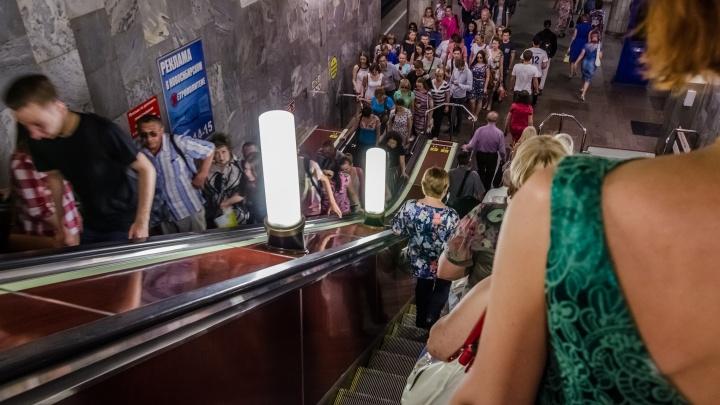 В День города метро ускорит поезда и будет бороться с толкучкой на «Речном вокзале»