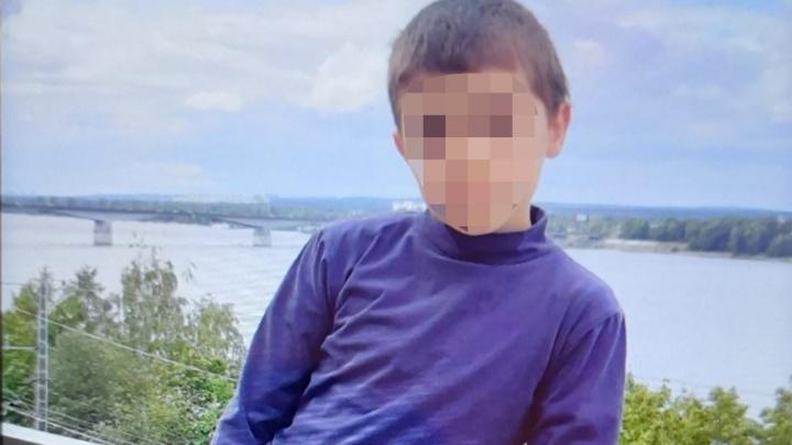 В Перми объявили срочный сбор на поиски 8-летнего мальчика