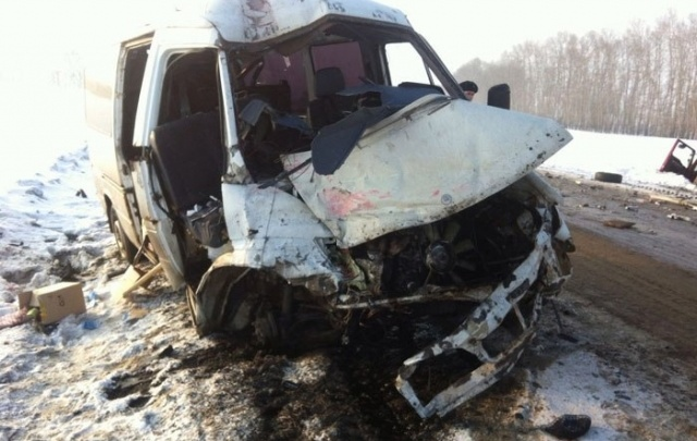На трассе в Башкирии водитель без прав попал в смертельную аварию