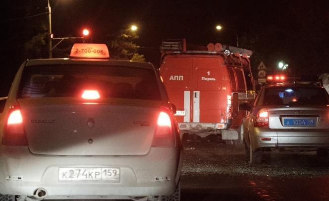 В Прикамье подросток за рулём врезался во встречную машину и погиб. Ещё шестеро пассажиров ранены